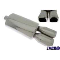 Sport kipufogó dob TurboWorks 33 2,5